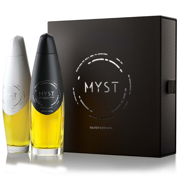Luxury Edition - MYST AEON SILVER - Bundle case with two bottles