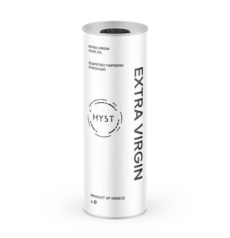 Extra Virgin Olive Oil – EXTRA VIRGIN - 1 liter Front